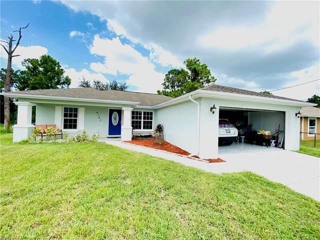 4102 3rd St SW, Lehigh Acres, FL 33976 (#221055511) :: The Dellatorè Real Estate Group