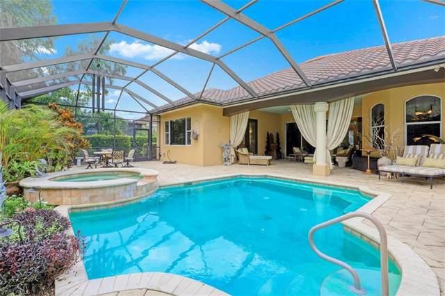 12431 Villagio Way, Fort Myers, FL 33912 (MLS #221055568) :: Team Swanbeck