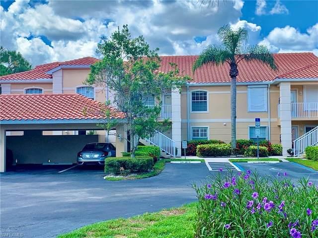9700 Rosewood Pointe Ct #202, Bonita Springs, FL 34135 (MLS #221055640) :: RE/MAX Realty Group
