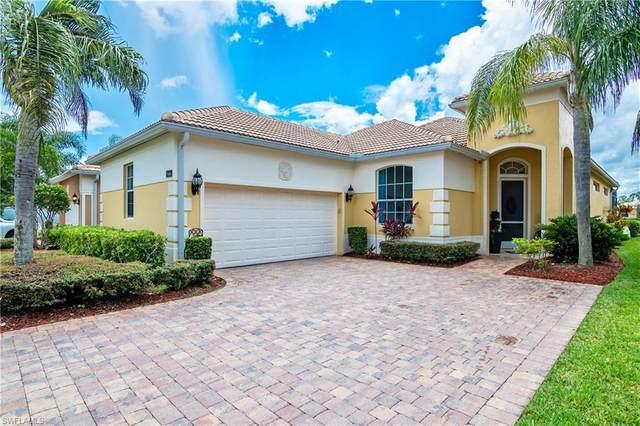 15464 Cortona Way, Naples, FL 34120 (MLS #221055646) :: Team Swanbeck