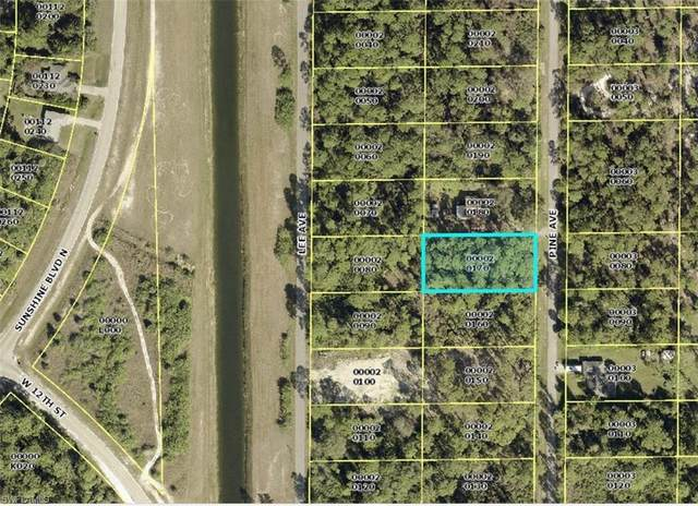 1209 Pine Ave, Lehigh Acres, FL 33972 (MLS #221055738) :: RE/MAX Realty Group