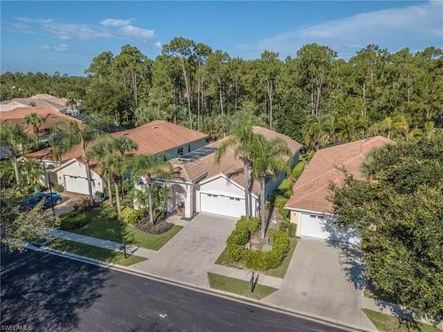 6115 Manchester Pl, Naples, FL 34110 (#221055742) :: The Dellatorè Real Estate Group