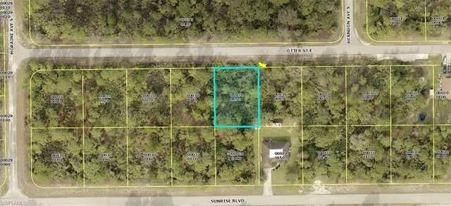734 Otter St, Lehigh Acres, FL 33974 (MLS #221055893) :: Domain Realty