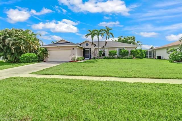 185 Bermuda Rd, Marco Island, FL 34145 (MLS #221055942) :: Domain Realty