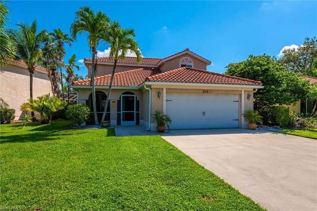 212 Sabal Lake Dr, Naples, FL 34104 (MLS #221056033) :: Realty Group Of Southwest Florida