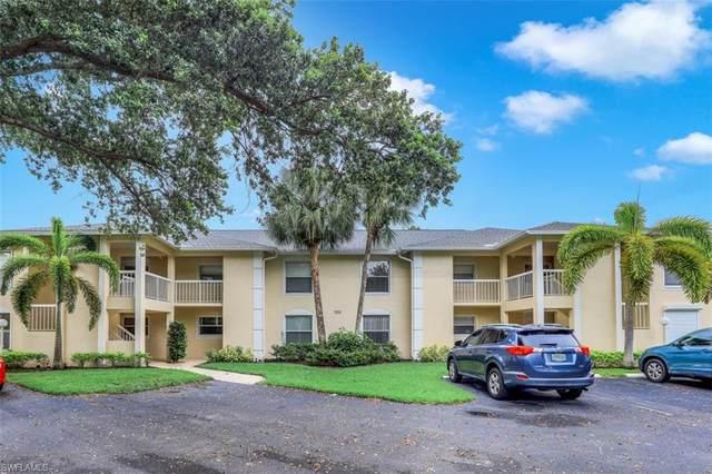 700 Landover Cir #101, Naples, FL 34104 (MLS #221056036) :: Dalton Wade Real Estate Group