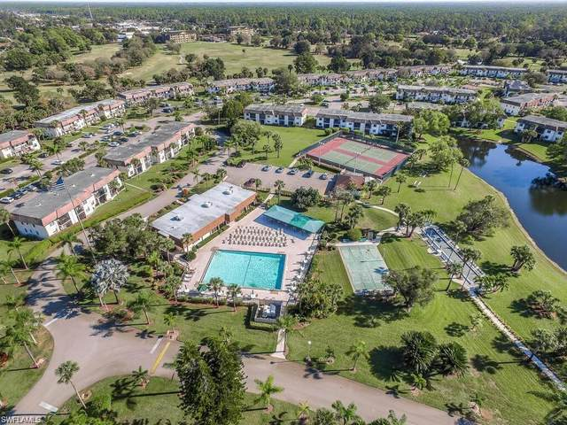 4238 27th Ct SW #205, Naples, FL 34116 (MLS #221056168) :: Realty World J. Pavich Real Estate