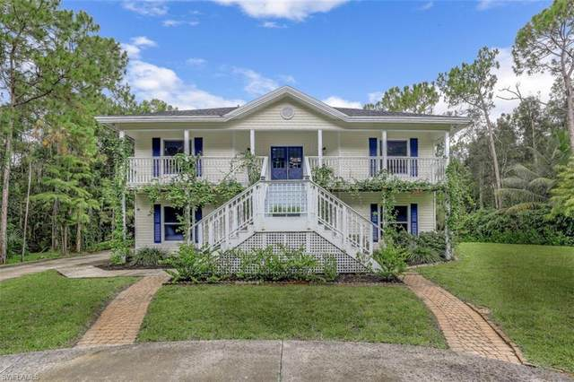 5910 Golden Oaks Ln, Naples, FL 34119 (MLS #221056222) :: Realty One Group Connections