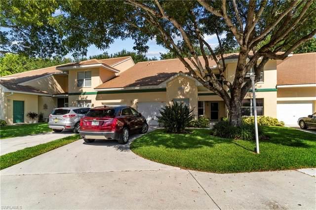 635 Mardel Ct #105, Naples, FL 34104 (MLS #221056363) :: Domain Realty
