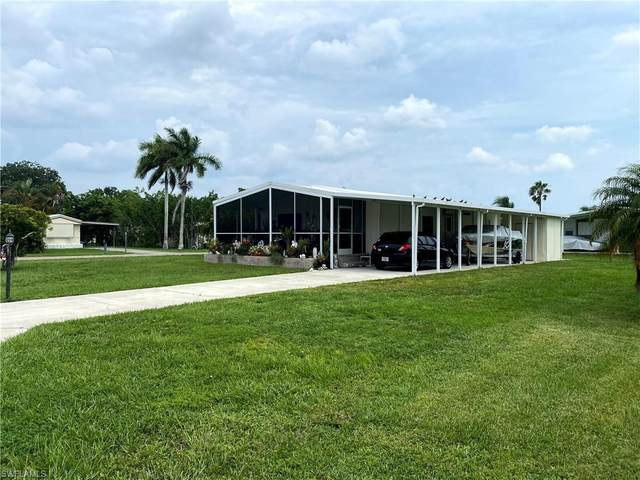 219 Riverwood Rd, Naples, FL 34114 (MLS #221056656) :: Team Swanbeck