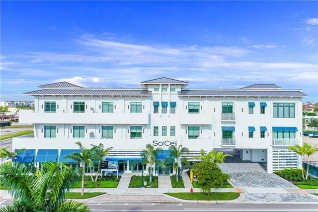 101 8th St S #305, Naples, FL 34102 (#221057551) :: Southwest Florida R.E. Group Inc
