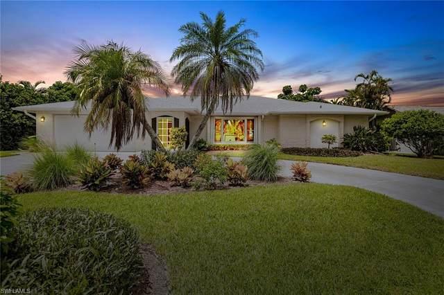444 Forest Hills Blvd, Naples, FL 34113 (MLS #221058859) :: Domain Realty