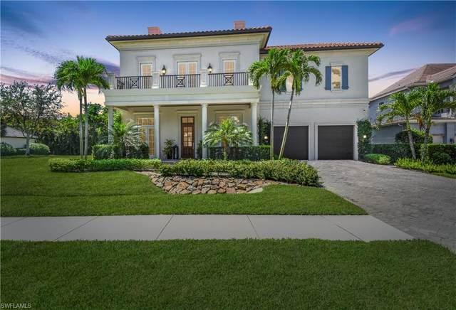 1428 Hemingway Pl, Naples, FL 34103 (MLS #221059084) :: Team Swanbeck