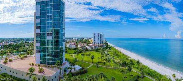 4001 Gulf Shore Blvd N #1005, Naples, FL 34103 (MLS #221059655) :: The Naples Beach And Homes Team/MVP Realty