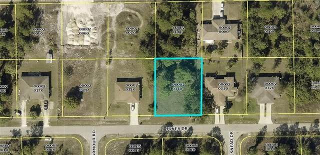 5048 Jones Dr, Lehigh Acres, FL 33973 (MLS #221059740) :: Realty One Group Connections