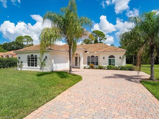 739 Pine Crest Ln, Naples, FL 34104 (#221060243) :: Earls / Lappin Team at John R. Wood Properties