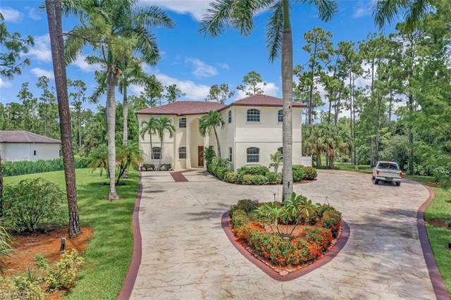 5645 Spanish Oaks Ln, Naples, FL 34119 (MLS #221060311) :: Realty One Group Connections