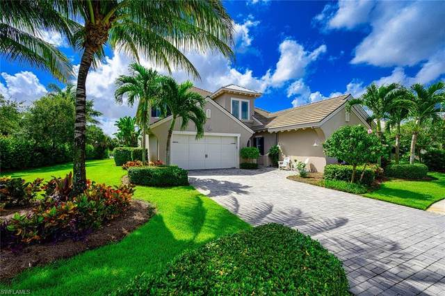 5166 Andros Dr, Naples, FL 34113 (MLS #221060315) :: Waterfront Realty Group, INC.
