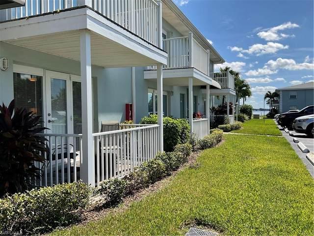 3342 N Key Dr L2, North Fort Myers, FL 33903 (MLS #221061608) :: #1 Real Estate Services