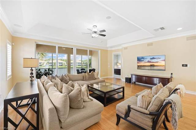 7128 Lemuria Cir #703, Naples, FL 34109 (#221061707) :: Earls / Lappin Team at John R. Wood Properties