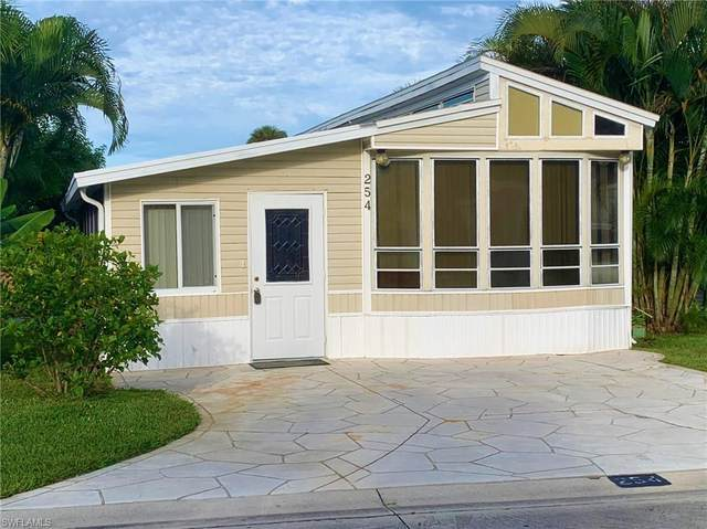 254 Bass Ln #254, Naples, FL 34114 (#221062268) :: Equity Realty