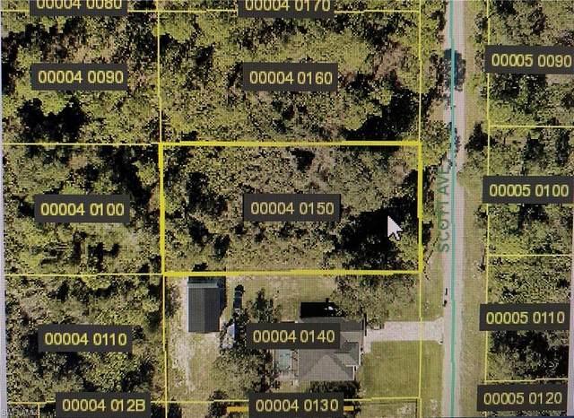 2005 Scott Ave W, Alva, FL 33920 (#221062331) :: Earls / Lappin Team at John R. Wood Properties