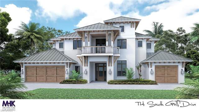 774 S Golf Dr, Naples, FL 34102 (#221062577) :: Equity Realty