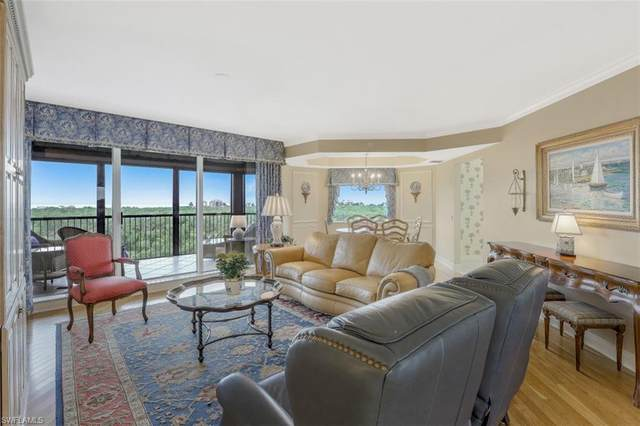 7225 Pelican Bay Blvd #605, Naples, FL 34108 (#221062751) :: Earls / Lappin Team at John R. Wood Properties