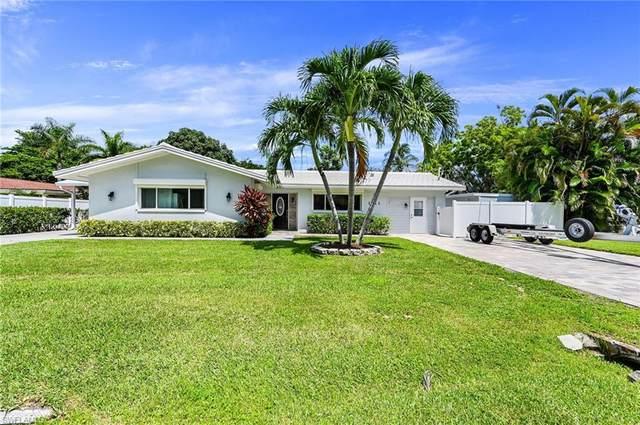 1011 Edgemere Dr, Fort Myers, FL 33919 (MLS #221062981) :: Team Swanbeck