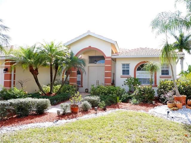 988 Chesapeake Bay Ct, Naples, FL 34120 (MLS #221063322) :: Domain Realty