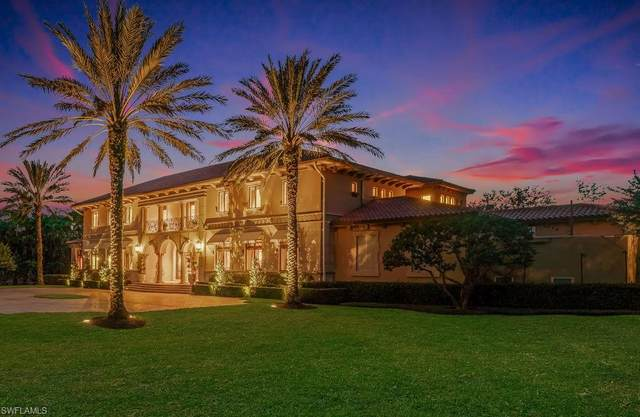 209 Ridge Dr, Naples, FL 34108 (#221063498) :: Earls / Lappin Team at John R. Wood Properties
