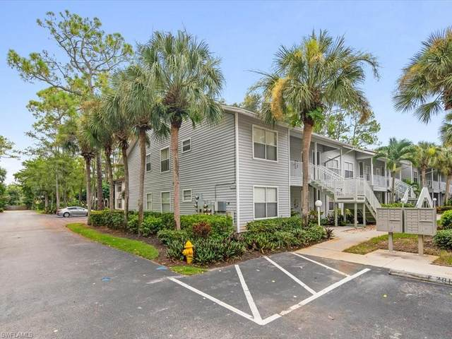 1965 Courtyard Way Unit #E-106, Naples, FL 34112 (MLS #221063827) :: Realty One Group Connections
