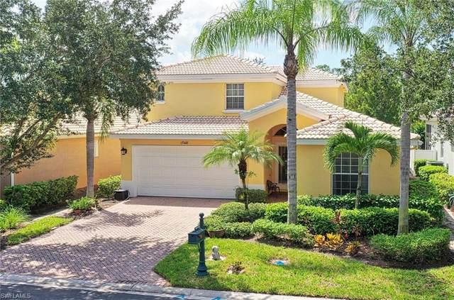 1748 Sanctuary Pointe Ct, Naples, FL 34110 (MLS #221063836) :: Avantgarde
