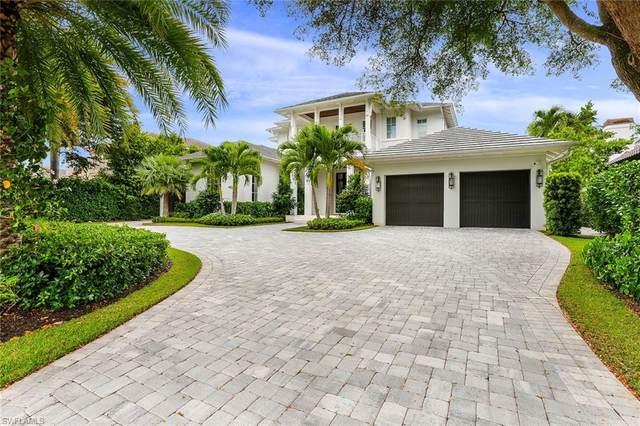 4215 Crayton Rd, Naples, FL 34103 (MLS #221064640) :: Team Swanbeck