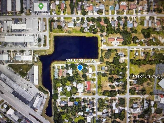125 Lee St, Naples, FL 34112 (#221065113) :: Equity Realty