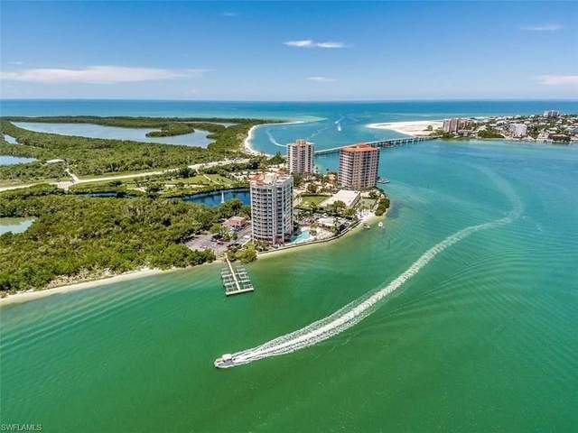 8701 Estero Blvd #808, Fort Myers Beach, FL 33931 (#221065327) :: Southwest Florida R.E. Group Inc