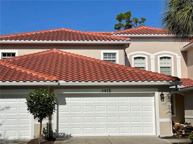 3415 Grand Cypress Dr #101, Naples, FL 34119 (#221065404) :: Earls / Lappin Team at John R. Wood Properties