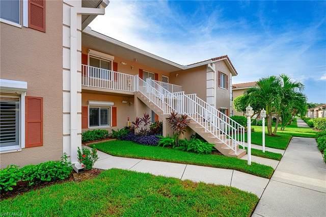 600 Saratoga Cir D-206, Naples, FL 34104 (#221065465) :: Southwest Florida R.E. Group Inc