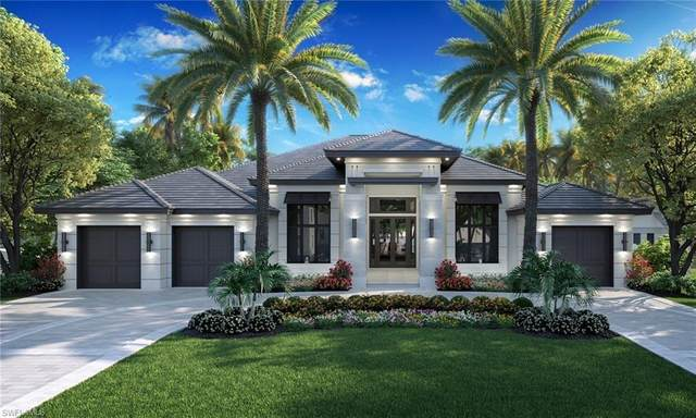 640 Starboard Dr, Naples, FL 34103 (MLS #221065538) :: Wentworth Realty Group