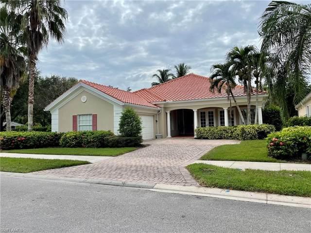 5803 Charlton Way, Naples, FL 34119 (MLS #221065646) :: The Naples Beach And Homes Team/MVP Realty