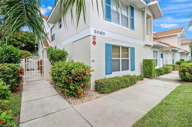 5060 Cedar Springs Dr #101, Naples, FL 34110 (MLS #221065728) :: Team Swanbeck
