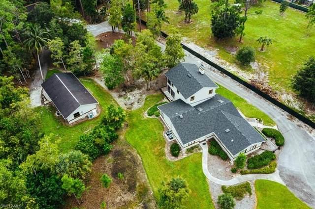 6580 Bottlebrush Ln, Naples, FL 34109 (MLS #221066002) :: Realty World J. Pavich Real Estate