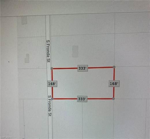 275 S Fronda St, Clewiston, FL 33440 (#221066381) :: Earls / Lappin Team at John R. Wood Properties