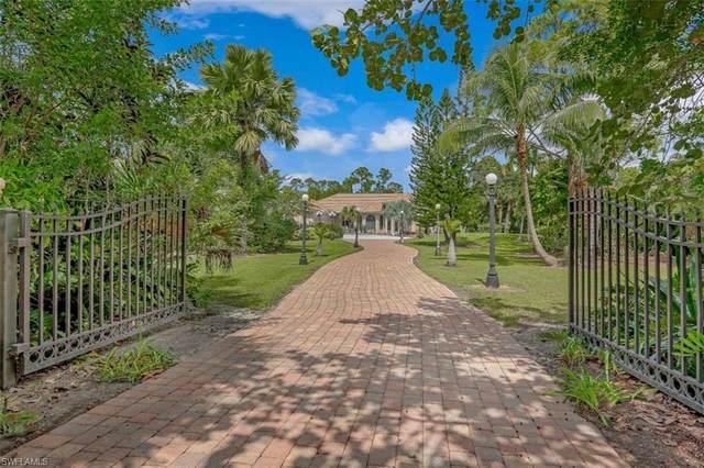 6481 Livingston Woods Ln, Naples, FL 34109 (#221066685) :: REMAX Affinity Plus