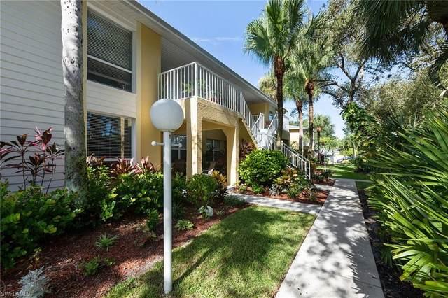 1330 Yesica Ann Cir I-105, Naples, FL 34110 (#221066706) :: Southwest Florida R.E. Group Inc