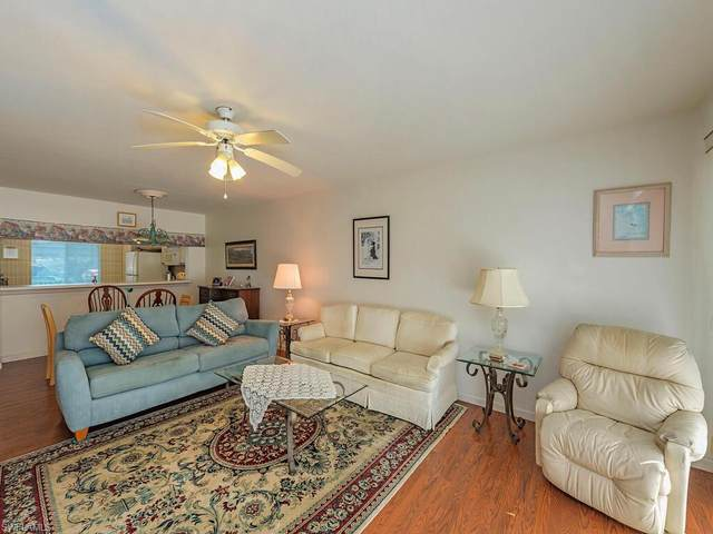 1051 Eastham Way B-105, Naples, FL 34104 (MLS #221066849) :: Waterfront Realty Group, INC.