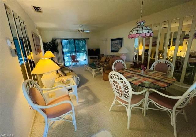 4032 Oakview Dr H8, Port Charlotte, FL 33980 (MLS #221067002) :: Clausen Properties, Inc.