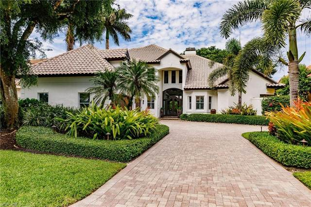 6959 Greentree Dr, Naples, FL 34108 (MLS #221067218) :: Dalton Wade Real Estate Group