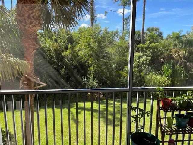 4420 Botanical Place Cir #205, Naples, FL 34112 (#221067353) :: REMAX Affinity Plus