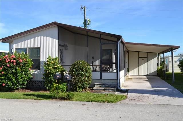 95 Moorhead Mnr #95, Naples, FL 34112 (MLS #221067429) :: Domain Realty